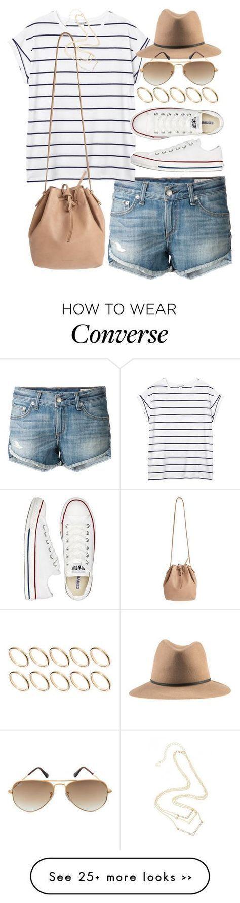 15 lässige Sommeroutfits für Frauen, die den ganzen Tag getragen werden können