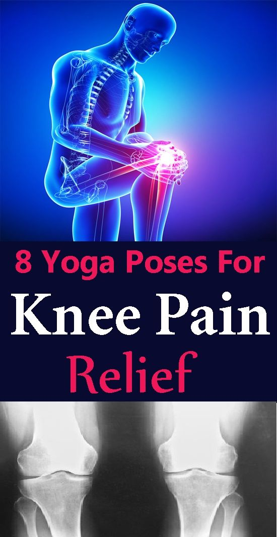 Yoga for Knee Pain Relief