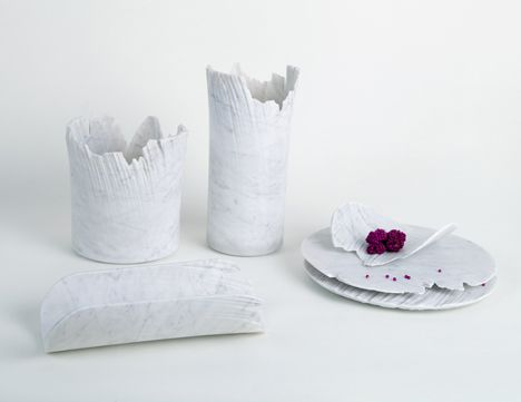 marble objects to decorate your table