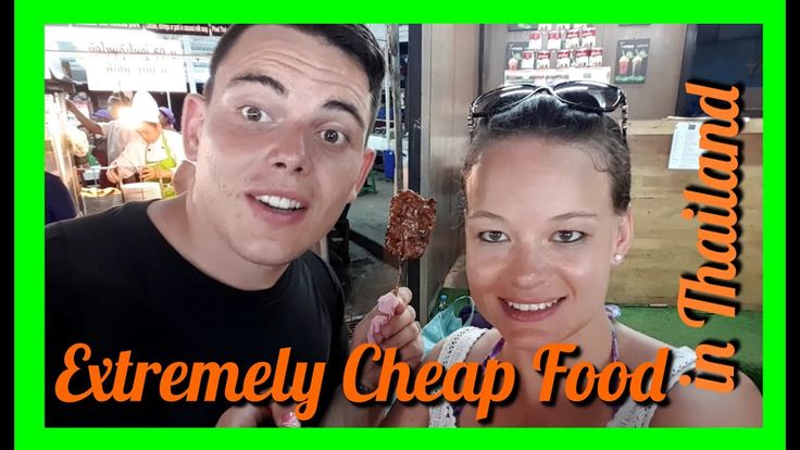 Extremely Cheap Food in Thailand | Phuket | Can we do it?