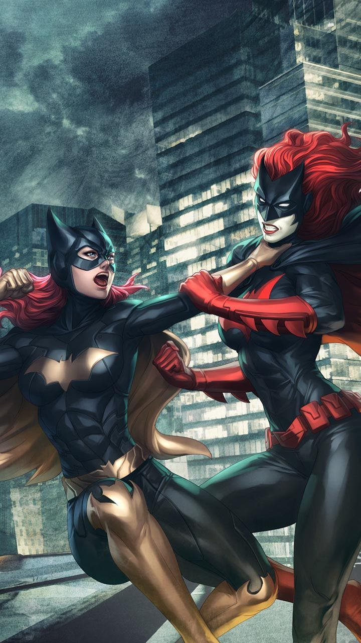 Batgirl Wallpaper Hd Dc Comics Girls Dc Comics Wallpaper Dc Comics Art