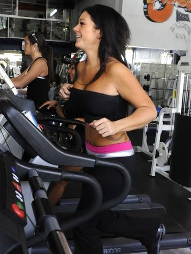 Lose 10 percent body fat