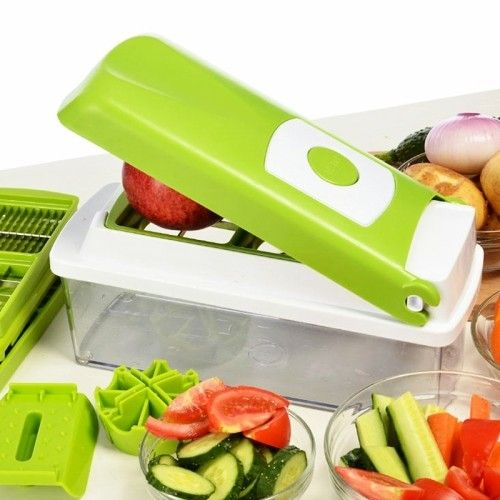 Multifunctional Shredder Chopper Fruit Vegetable Salad Grater - UniqueBuys $59.00 http://uniquebuys.com.au/fruit-veggie-cutters/9520-multifunctional-shredder-chopper-fruit-vegetable-salad-grater.html