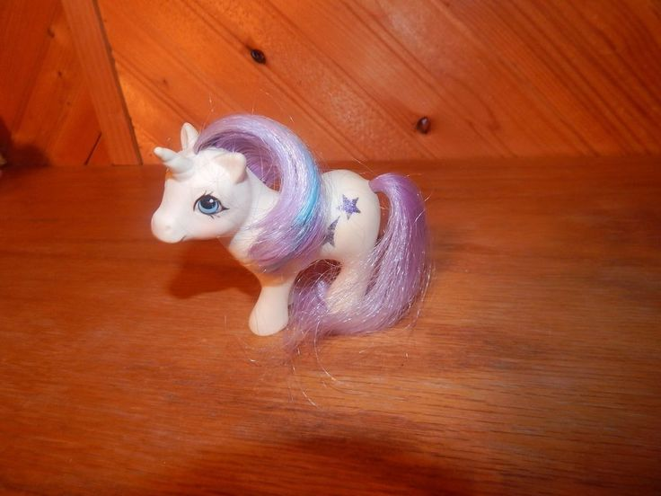 Vintage Hasbro My Little Pony-----1984----Unicorn Baby Glory | Toys & Hobbies, TV, Movie & Character Toys, My Little Pony | eBay!