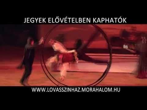 (9) Elkészült a mórahalmi lovas színház videó spotja - YouTube