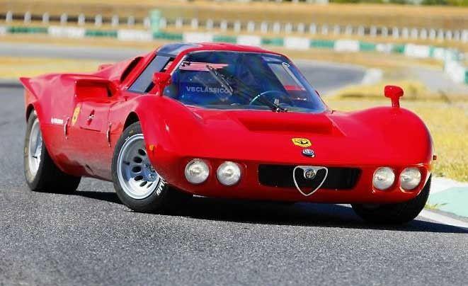 FNM Alfa Romeo Fúria GT 1                        3.000, from BRASIL