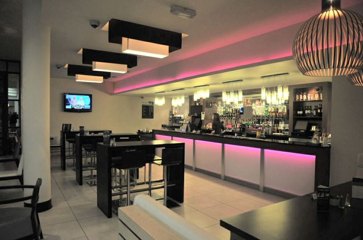 Towngate theatre bar