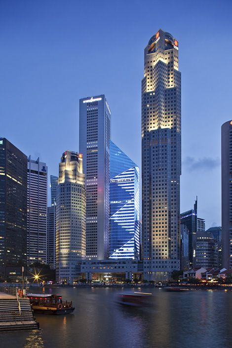 One Raffles Place Tower 2/ Singapour