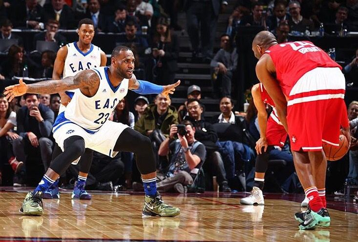 2016 NBA AllStar Game Air Canada Centre (With images