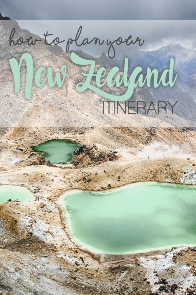 Are you planning a trip to New Zealand? Still figuring out your New Zealand itinerary? Find out how to create a perfect travel plan for NZ!