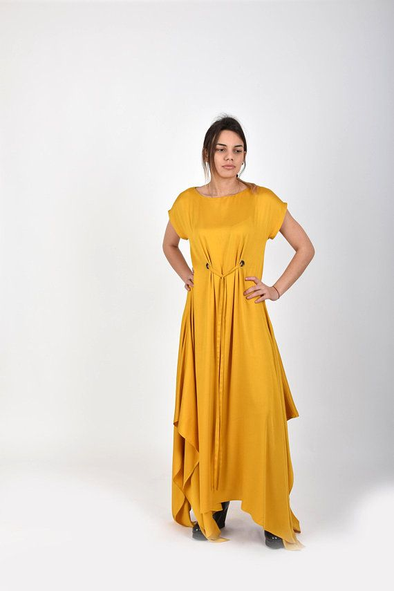 be4f8a95e98 Yellow Dress