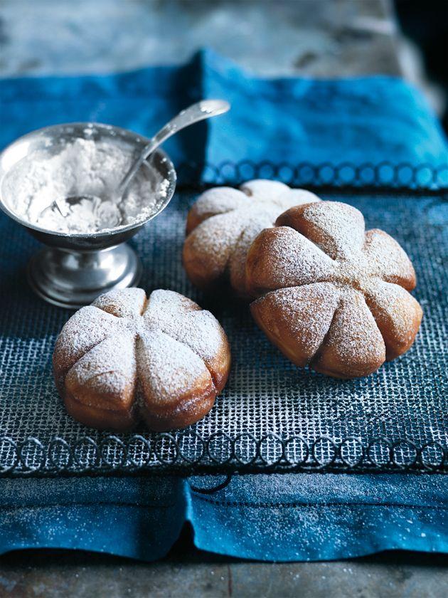 Fűszeres Snowflake fánk | Donna Hay