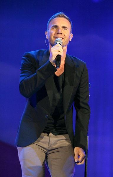 Gary Barlow Radio 2 Festival In A Day