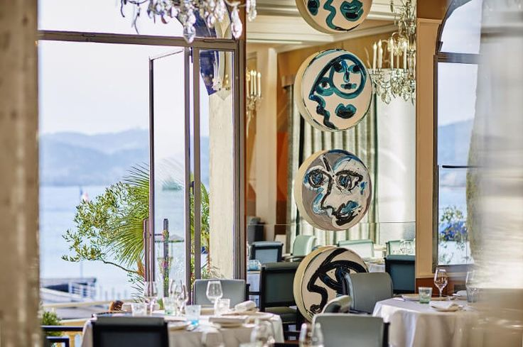 The former home of F. Scott Fitzgerald and his wife Zelda, Hotel Belles Rives in Juan-les-Pins, Antibes, is the epitome of old-school glamour on the French Riviera.