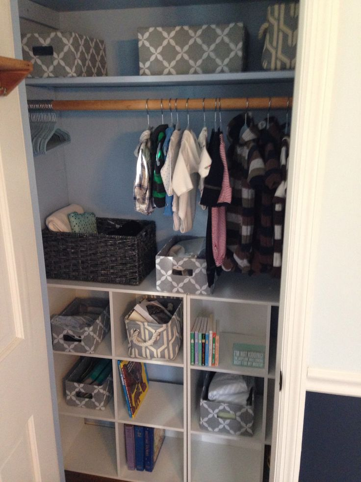 17 Best Ideas About Painted Closet Inside On Pinterest