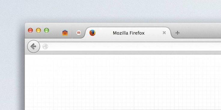 Mozilla Firefox'un Arayüzünü Yeniden İnşa Edecek