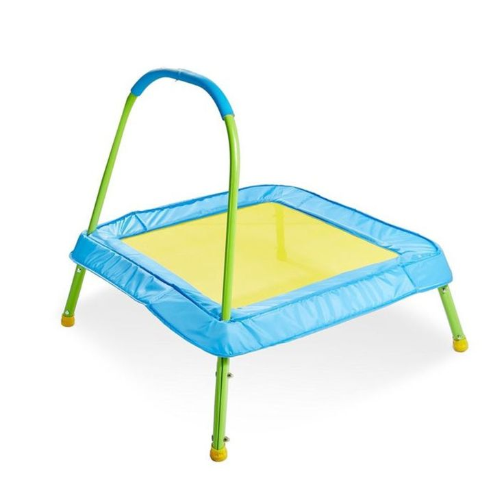 Toddlers and young children will love this easy assembly trampoline. Buy your Easy Assembly Junior Trampoline here!