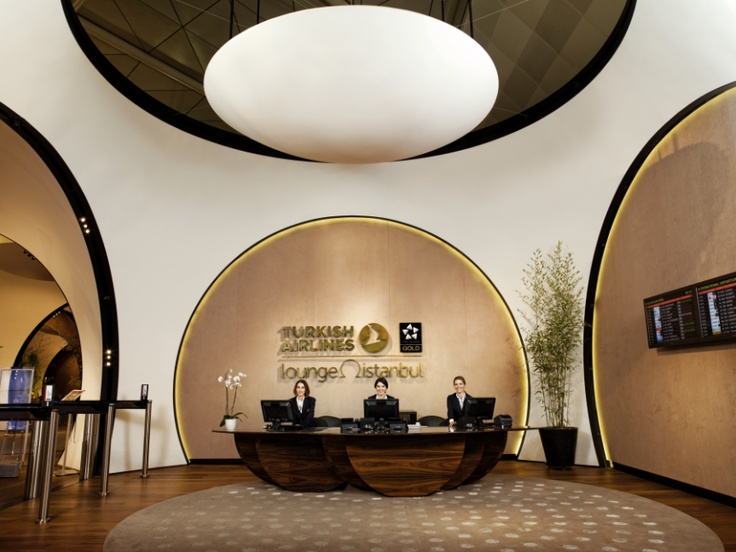 Turkish Airlines Lounge Istanbul #Airlines #TurkishAirlines #Travel