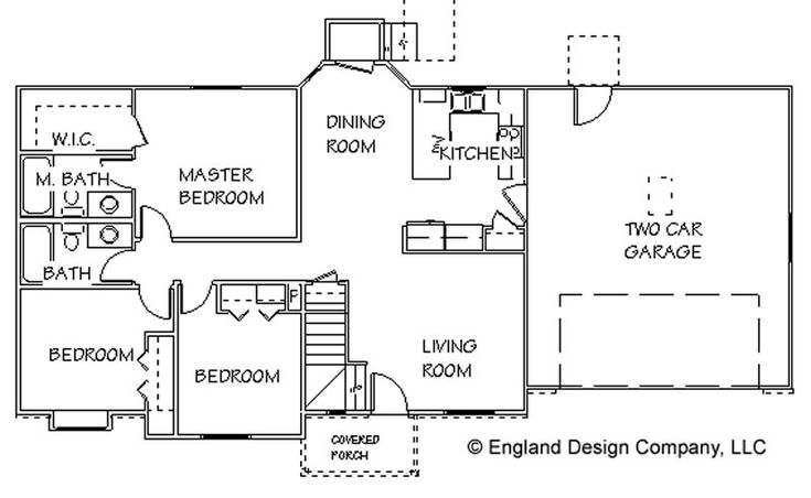 Simple Small House Floor Plans Simple Country House