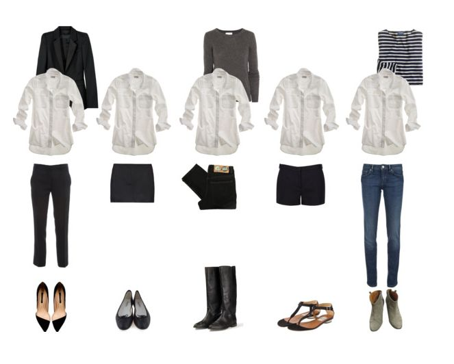We're developing the perfect basic white button down shirt. What are your must-haves?