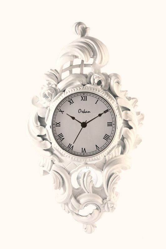 Pre-Order Orkan Clocks White. www.orkan-clocks.com