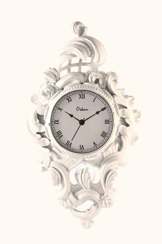 Pre-Order Orkan Clocks White. www.orkan-clocks.com