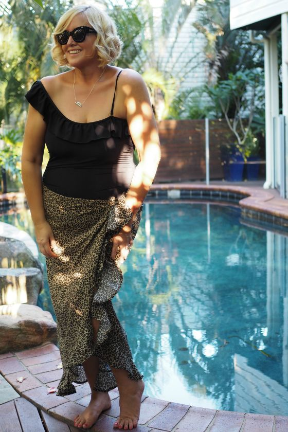 It's officially the first day of summer. Here are my 13 tips for how to feel more confident in a swimsuit and not miss out on swimming this season.