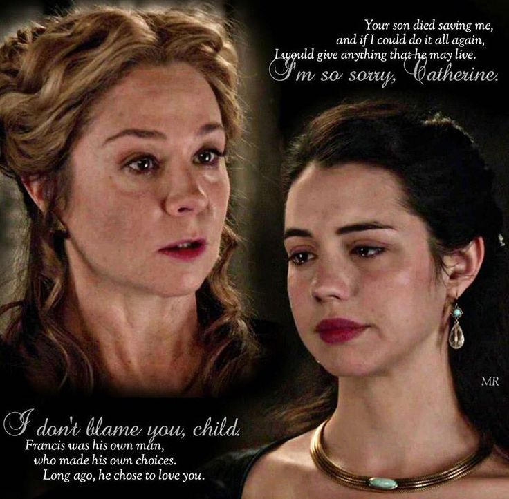 Reign Season 3 Episode 5 // Catherine + Mary