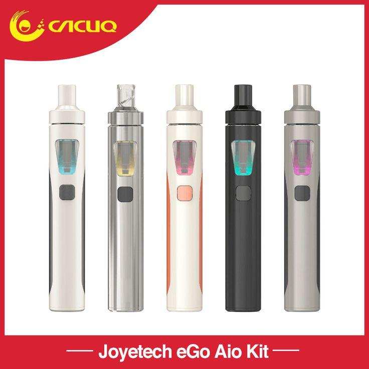 Original joyetech ego aio kit mit 2 ml zerstäuber 1500 mah batteriekapazität anti undicht struktur starter kit elektronische zigarette