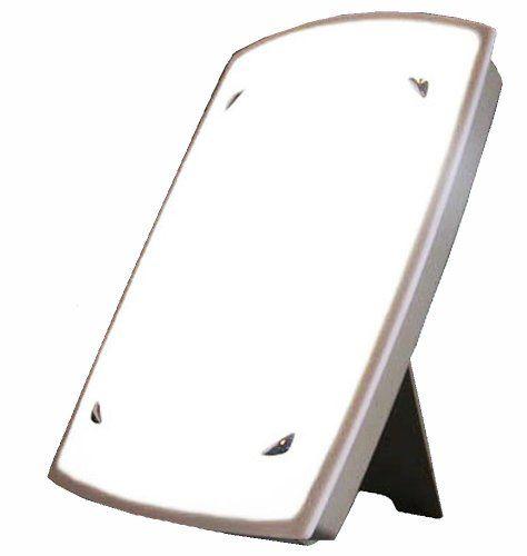 sad light box 10 000 lux medically certified. Black Bedroom Furniture Sets. Home Design Ideas