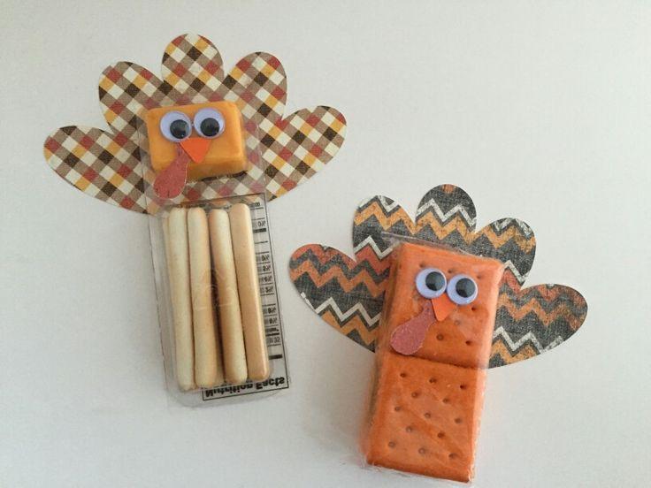 Thanksgiving snack idea