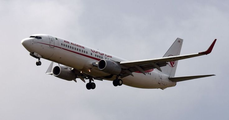Air Algerie flight AH1020 declares mid-air emergency and disappears from tracking data - but lands safely. it disappeared from tracking systems sparking a mystery that lasted almost an hour. The Boeing 737-600 was flying from Algiers to Marseille when the emergency was announced...