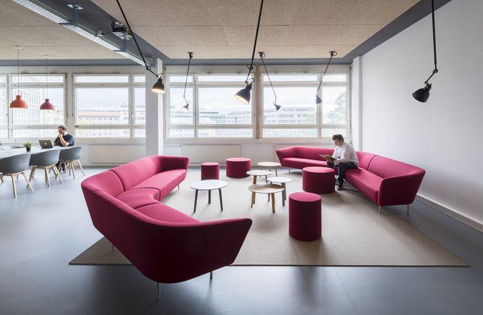 Fintech Fusion Incubator Offices - Geneva - Office Snapshots