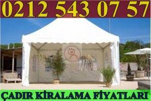Açık hava organizasyonlarınıza kullanabileceğiniz kaliteli ve sorunsuz çadırlarımızla yağmurda ve aşırı sıcaktan korunabilirsiniz. Hemen bizi arayın.