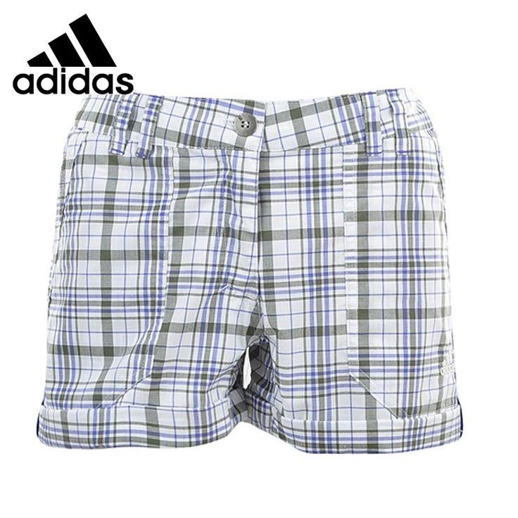 (44.49$)  Watch more here  - Original  Adidas  Women's  stripe  Shorts Sportswear