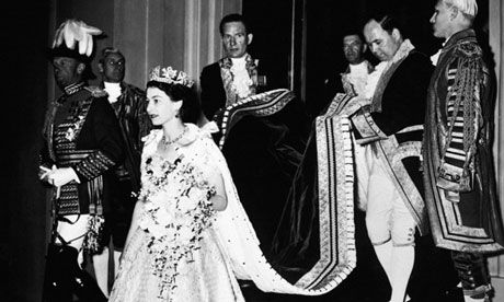Queen Elizabeth II: the 60th anniversary of the coronation - as it ...