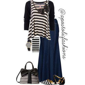 Apostolic Fashions #1529