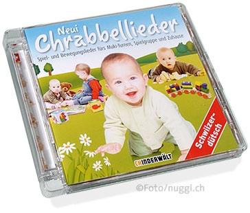 Nuggi.ch / Chrabbellieder