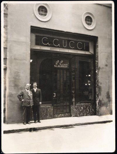 Guccio Gucci, a Man Behind Famous GG. Biography and Label History