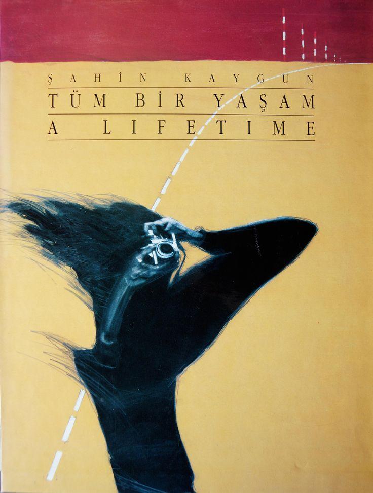 Şahin Kaygun, Tüm Bir Yaşam, Kültür Bakanlığı Yayınları,1992 (Erdinç Bakla archive)