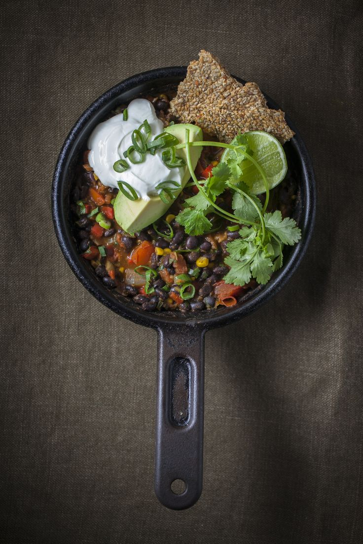 Nacho Beans : The Healthy Chef – Teresa Cutter