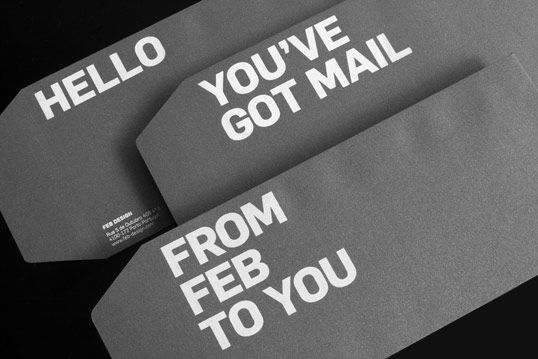 Nice screen-printed identity using Flama Bold from a portuguese typographer named Mario Feliciano.