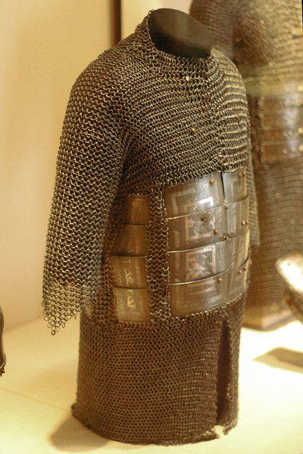 Shirt of mail and plate  Iran, Ak-Koyunlu period, late 15th century.