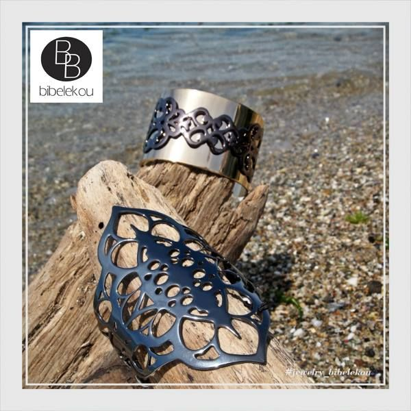 Fashionable ethnic pattern bangles