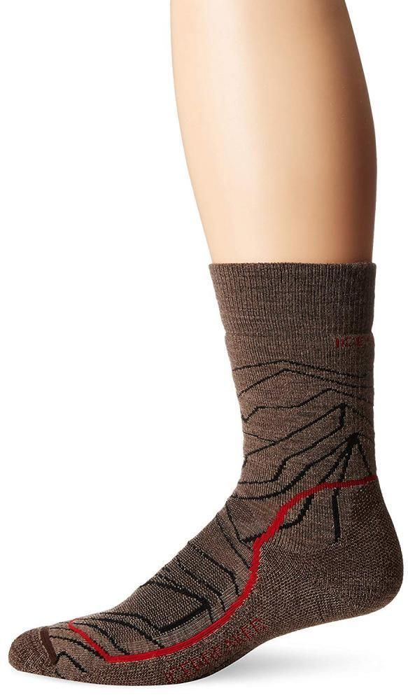 48d44d4e2f Icebreaker Merino Men's Hike Medium Cushion Crew Socks Trail... #fashion  #clothing #shoes #accessories #mensclothing #socks (ebay link)