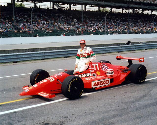 1993 Nelson PiquetMenards / Arisco / STP   (John Menard)Lola / Buick
