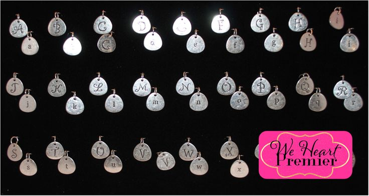 Keep It Personal reversible charms #pdstyle