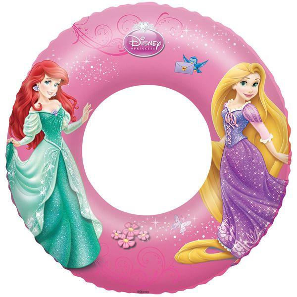 Bestway 91043 Круг плавательный Disney Princess 56 см, 3-6 лет,  (36)