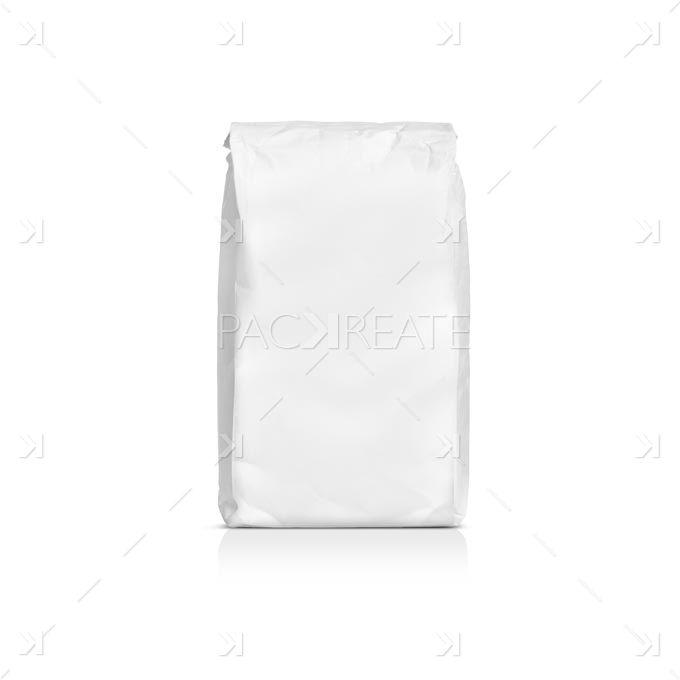 Download 1kg Flour Sugar Bag Packreate Bag Mockup Bags Food Packaging