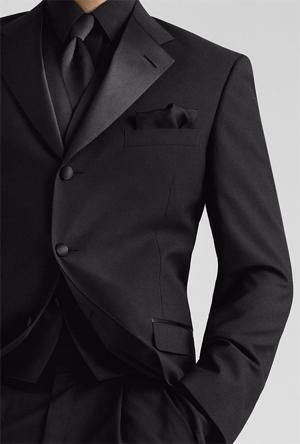 black+on+black+tuxedo+for+wedding | ... Lowell, Massachusetts - Buy or rent a tuxedo for Proms or Weddings